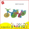 mini motorcycle toys for kid FINGER PLAY SET mini DIY bicycle toys for kids