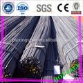 Hrb 400 vergalhões de aço/barra de aço deformada 6mm/barras de ferro para construção