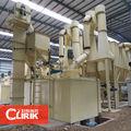 Tiza arcilla caolín molino de molienda en polvo, Caolín arcilla de molienda máquina de polvo de molino triturador para ventas calientes