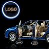 2014 new customizing car logo laser door light