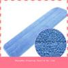 Hot sale floor cleaning microfiber twist pile mop pad scrubbing replacement mop head