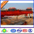 qc magnet espalhador de pontes rolantes para placas de aço