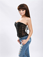 Adults Age group and in-stock Items supply type latex corset and bustier