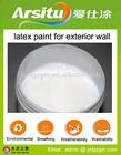 Clear coat paint Arisitu acrylic exterior wall latex paint