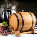 de edad barril de vino para la venta