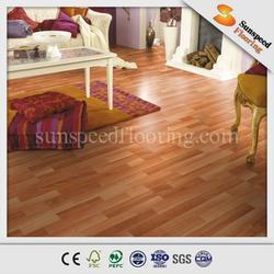 top quality laminate flooring, water resistant wooden laminate flooring
