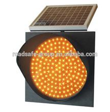 LED Solar Warning Light