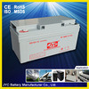 china manufacturer agm battery for solar power system