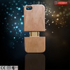eco-friendly cherry wood case for iphone 5,custom case for cellphone