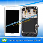 spare parts for samsung galaxy s2 lcd screen assembly, replacement lcd for s2 i9100