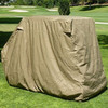 """4 Passengers golf cart rain cover (with 2 seater roof up to 58"""") 108Lx48Wx66"""""""
