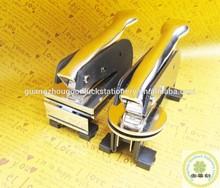 Excellent grade fashion custom embossment seal/Enterprise hand vice desk embossing seal