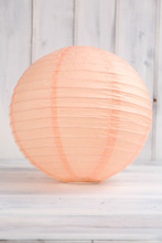 charming rice paper lamps for your wedding