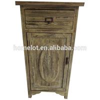 Vintage Wooden Storage Cabinet Minhou Old Style Furniture OEM Cabinet Wholesale