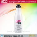 Natural planta do cuidado de cabelo shampoos sem sulfates