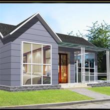 Canada ready made house/prefab house