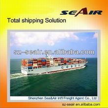 ocean going ships sale from Shenzhen or Guangzhou to Europe