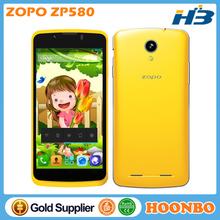 "Mobile Phone Wholesale Dubai ZOPO Smart Phone Latest China Mobile Phone 4.5"" Screen 4GB R0M Dual Sim 8MP Camera 3G/GPS"