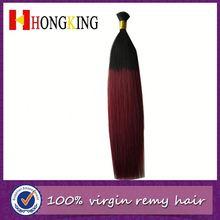 2014 Fashionable Bulk Hair For Wig Making