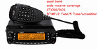 Best-seller!!Full Duplexer Dual Band UHF VHF mobile radio mobile radio Repeater TYT TH-9800 Updated edition)