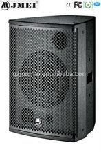 pa system concert speaker cabinet wood