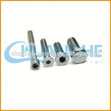 High-Strength tire hub bolt for revolving nut