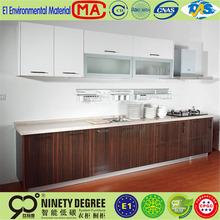 factory price pvc edge trim for mdf board kitchen cabinet