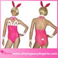 nuevo diseño de venta al por mayor de la casa de la miel de látex traje de conejito