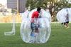 Crazy amusement equipment soft hand ball for fun