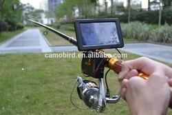 3.6m Fishing Rod with Underwater Surveillance Video Cameras Fishing Reel Rod