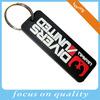 soft pvc promotional keychains 2d 3d with convex slogan