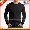 OEM Skin Tight Plain Dri Fit Mens Long Sleeve T-shirt
