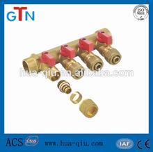 high quality brass intake manifold ford