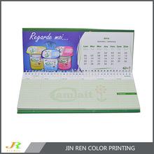 cute desk calendar printing