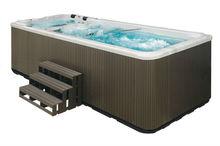 european style acrylic spa swim pool whirlpool inflatable adult swimming pool