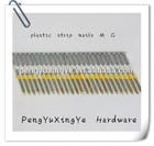 H D G plastic strip nails