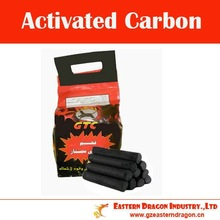 Nature , non-toxic charcoal stick for hookah indonesia coconut shell charcoal