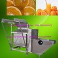 Máquina de fazer suco de laranja automática/automática descascador de laranja