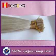 White Blonde Hair Extensions for American