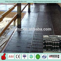 Outdoor torch on sbs/app modified bitumen waterproof roll material