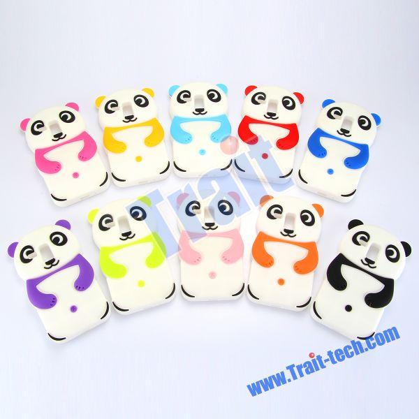 Panda Anime Love Lovely 3d Panda Soft Silicone