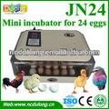 alta taxa de eclosão industrial para incubadoras de ovos para incubação