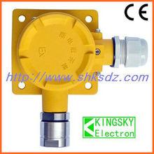 HF gas alarm sensor transmitter/hydrogen fluoride monitor