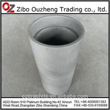 7.5 kg graphite crucibles for melting gold