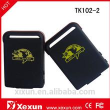 xexun TK102-2 smart mini gps tracker with internal GPS antenna OEM acceptable