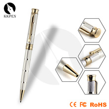 KKPEN top selling promo twist metal ball pen high quality twist action metal ball pens metal custom pen