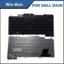 Virtual keyboard for dell d620 black us verison laptop keyboard