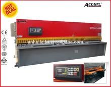 QC12Y 12x8000 CNC lathe machine hydraulic guillotine shear manufacturer, laifu shearing machine manufacturer, nc cutting machine