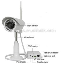Network IP Camera OR Code wireless 1080P popular Waterproof TUTK