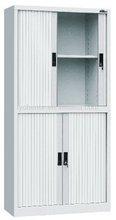 Steel furniture kitchen cabinet roller shutter